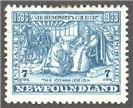 Newfoundland Scott 217 Mint F